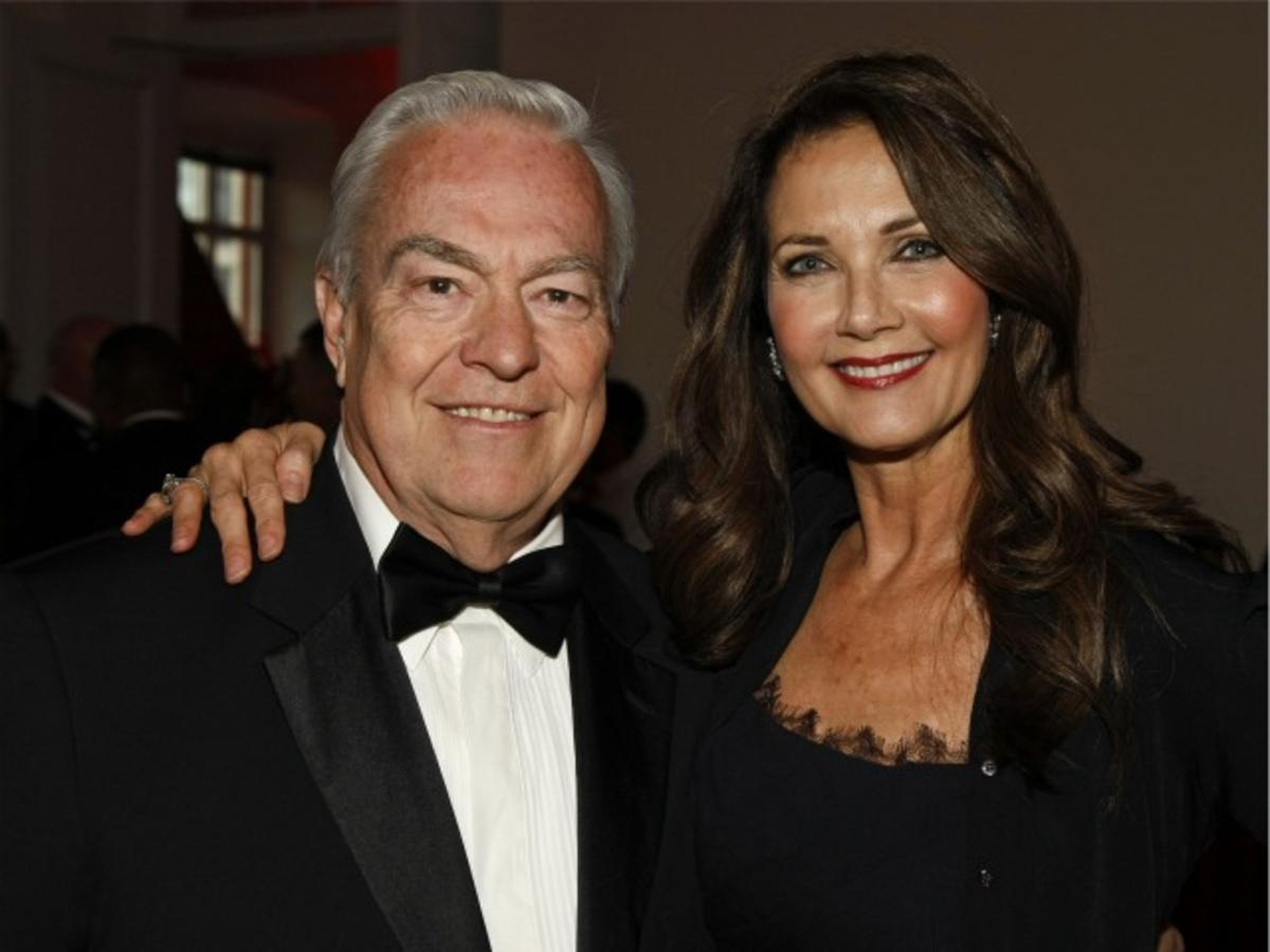 CBS Radio's BILL KURTIS & Actress Lynda Carter